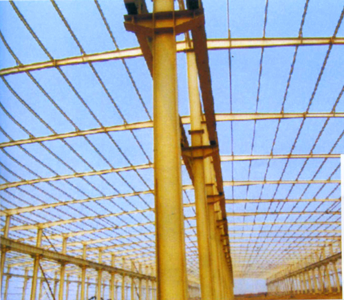 钢体结构实例1
