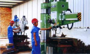HG-1800  型H型钢自动组立机